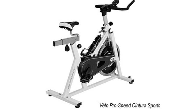 V lo elliptique rameur ou v lo de spinning au choix - Velo elliptique ou rameur ...
