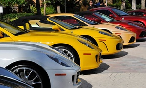 Festivals of Speed: One, Two, or Four General-Admission Tickets to Festivals of Speed at the Ritz-Carlton Orlando (Up to 50% Off)