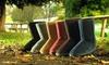Sheepskin and Merino Wool Boots