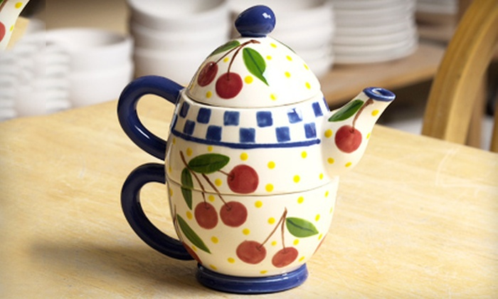 Earth Arts of Long Beach - North Lynbrook: $25 Worth of Pottery Painting