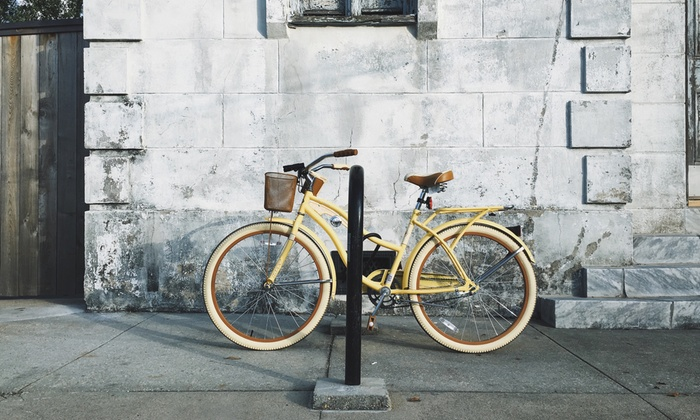 New Orleans Tour Hub - NOLA Cycles - New Orleans Tour Hub - NOLA Cycles: Four-Hour NOLA Cycles Bike Tour for One or Two from New Orleans Tour Hub (Up to 61% Off)