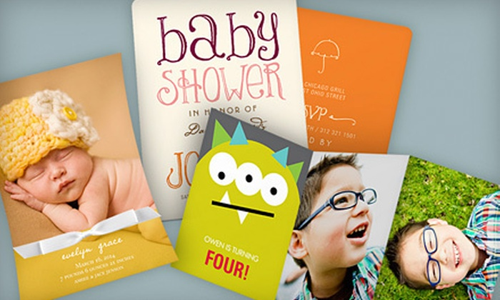 Pear Tree Greetings: Greeting Cards, Invitations, and Stationery from Pear Tree Greetings (Up to 55% Off)