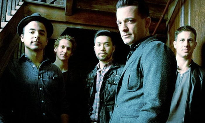 O.A.R. - Saratoga Performing Arts Center: $22 to See O.A.R. at the Saratoga Performing Arts Center on July 28, at 6:30 p.m. (Up to $36.50 Value)