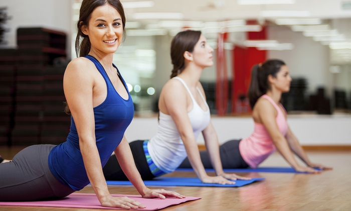 The Blissful Yogi - Orlando: Private On-Location Yoga Party or Deluxe Yoga Party for Up to Five from The Blissful Yogi (Up to 47% Off)