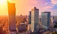 Warszawa: 1-5 nocy dla 2 lub 4 osób w hotelu Hipstel