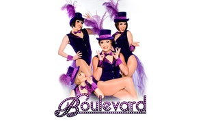 Boulevard: Boulevard: Spring Cabaret Show Tickets for Two, 7 February to 29 May (Up to 50% Off)