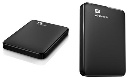 Western Digital 1.5TB Elements SE USB 3.0 Portable External Hard Drive (Manufacturer Refurbished)