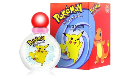 Pokemon Eau de Toilette for Kids (1.7 Fl. Oz.)