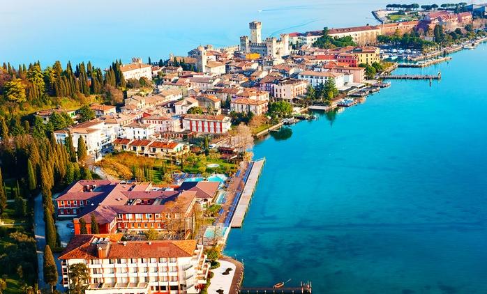 ✈ Lake Garda: Up to 4 Nights at Mauro Hotel with Return Flights*