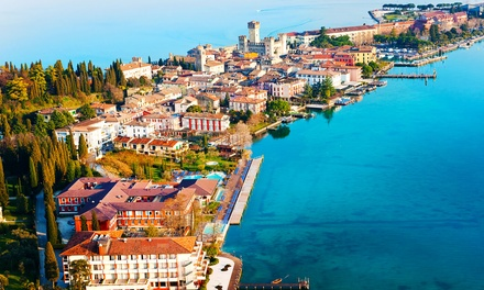 ✈ Lake Garda: 2 to 4 Nights with Return Flights at Choice of Hotels*