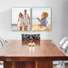 Up to 90% Off a Custom Canvas Portrait