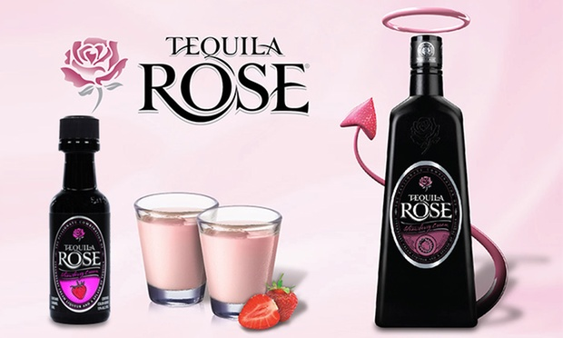 26 off from 235 for a tequila rose liqueur with 25 for What to mix with tequila rose