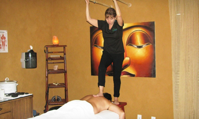 Loosen Up Massage - Delray Beach: One or Three Specialty Massages with Scalp Massages at Loosen Up Massage (Up to 60% Off)
