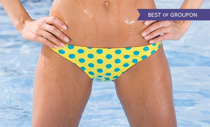 Hot Wax: Brazilian (£10.95) Plus Underarms (£13.95) and Half Leg (£19.95) at The Rosebery Rooms (Up to 79% Off)