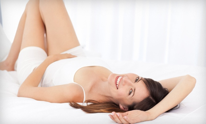 ProSkin Esthetics and Laser Center - Summit Hill: Three Laser Hair-Removal Treatments on a Small or Medium Area at ProSkin Esthetics and Laser Center (Up to 75% Off)