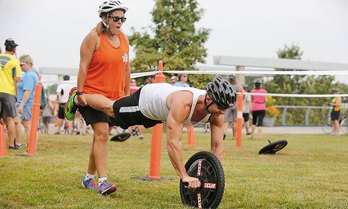 Urban Assault Ride - Mercado San Augustin: $100 for Urban Assault Race Entry on Sunday, November 15 ($130 Value)