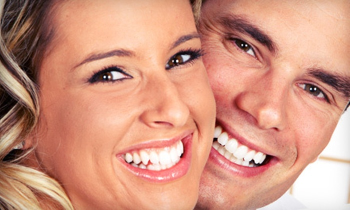 Michael G Thomas DDS - Arlington: $129 for a Dental Exam and In-Office Zoom! Teeth Whitening from Michael G Thomas DDS in Arlington ($434 Value)