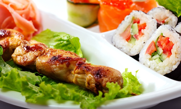 Japanese' Kitchen - International Pavilion: Japanese Cuisine for Two or Four at Japanese' Kitchen (Half Off)
