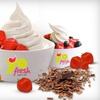 Half Off Frozen Yogurt at YoFresh Yogurt Cafe