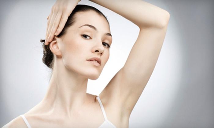 Bella Pelle Medispa and Laser Clinic - Lake Geneva: Laser Hair-Removal Treatments at Bella Pelle Medispa and Laser Clinic (Up to 87% Off). Four Options Available.
