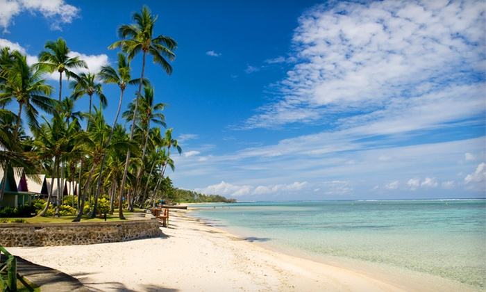 South Pacific Vacation with Round-Trip Airfare - Down Under Answers LLC: 10-Day Fiji and New Zealand Vacation with Round-Trip Airfare, Accommodations, and Some Meals from Down Under Answers