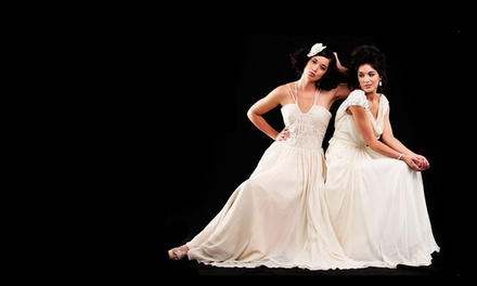 Made to Measure or Off the Rack Wedding Dress or Suit from R9 000 at Jagadi Couture (25% Off)