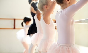 Janel's Dance Arts Fusion: 5  or 10 Children's Dance Classes or 5 or 10 Private Classes at Janel's Dance Arts Fusion (Up to 84% Off)