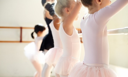Preschool Dance Camp for Boys or Girls at Leighton Dance Project (Up to 51% Off). Four Options Available.