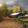 Lodge in New Mexico Mountains