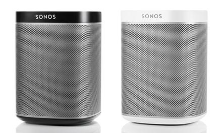 Sonos Play 1 Wireless Speaker Groupon