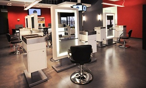 The Mastery: Keratin Treatment with Optional Haircut and Blow-Dry at The Mastery (Up to 72% Off)