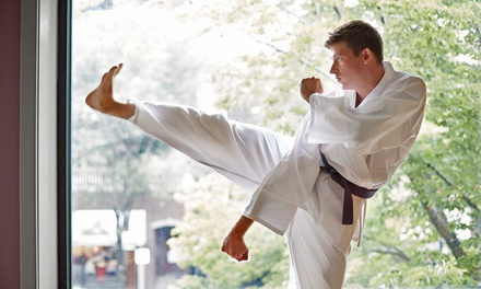 Martial-Arts Class Packages at Myers Martial Arts (Up to 51% Off). Two Options Available.