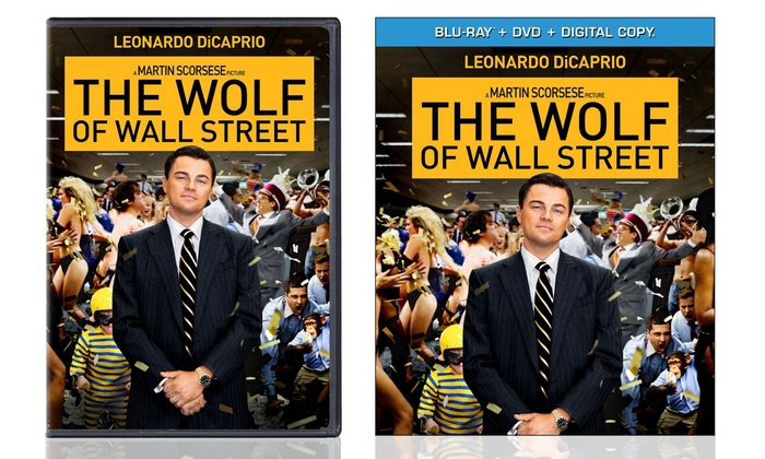 Hot New Release: The Wolf of Wall Street: Hot New Release: The Wolf of Wall Street on DVD or Blu-ray from $16.99–$19.99. Free Returns.