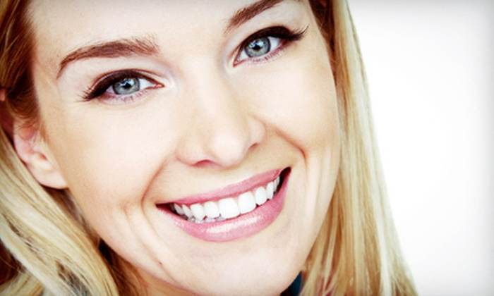 White Smile BC - Northfield: One or Two Blue-LED Teeth-Whitening Treatments at White Smile BC (Up to 58% Off)