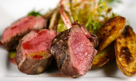 Asian-Fusion Dinner for Two or Four at Mosaic (Up to 41% Off)
