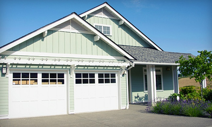 Accent Garage Doors - Salt Lake City: $39 for a Garage-Door Tune-Up and Inspection ($89 Value)
