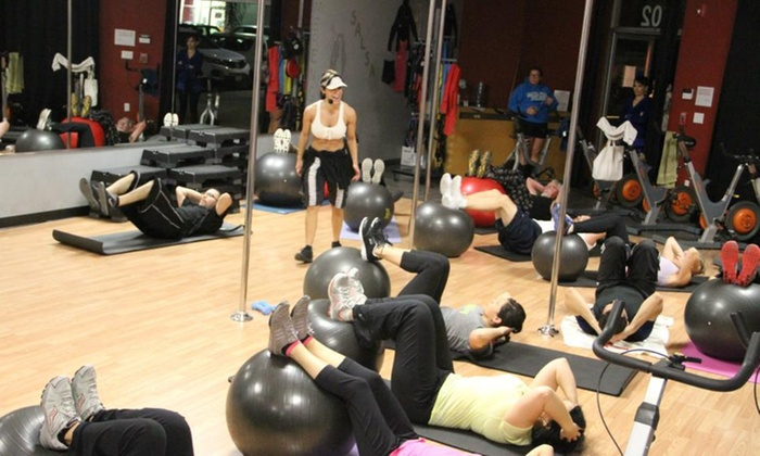 The Winning Image - Downey: 10 Fitness Classes at The Winning Image (65% Off)