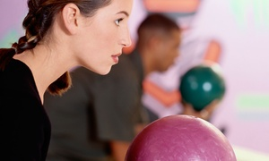 West Valley Bowl: Three Games of Bowling with Shoe Rental for Two or Four at West Valley Bowl in Tracy (Up to 74% Off)