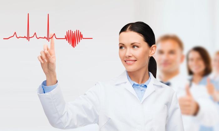 Medisana - Gallarate (VA): Visita e controllo cardiovascolare completo con esami specifici a 99,99 €