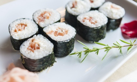 Up to 51% Off Sushi Making Class for 1, 2 or 4 at Katsumi's Teaching Kitchen
