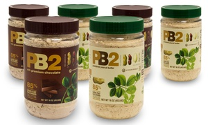 PB2 Powdered Peanut Butter (3- or 6-Pack)