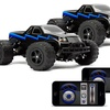 2-Pack of Griffin MOTO TC iPhone-Controlled Monster Trucks