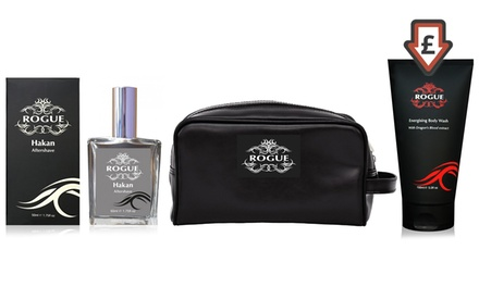One or Two Men's Rogue Mini Night Out Essential Kits