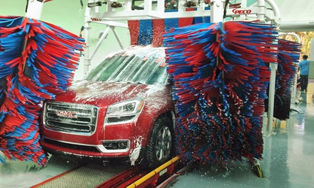 Two or Four Deluxe Car Washes at East Trail Auto Spa (50% Off)