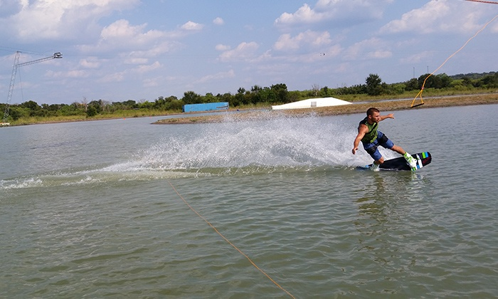 Next Level Ride - Garfield: One, Two, or Four Wakeboarding Admissions to Next Level Ride (Up to 60% Off)