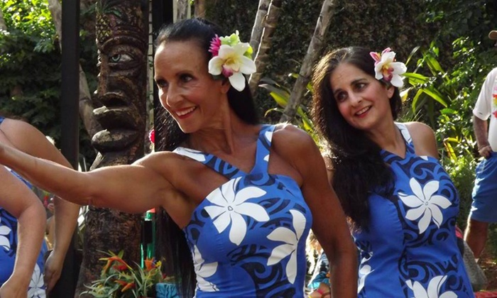 Brevard Hawaiian Dancers, Inc. - South Patrick Shores: Five Dance Classes from Brevard Hawaiian Dancers, Inc. (65% Off)