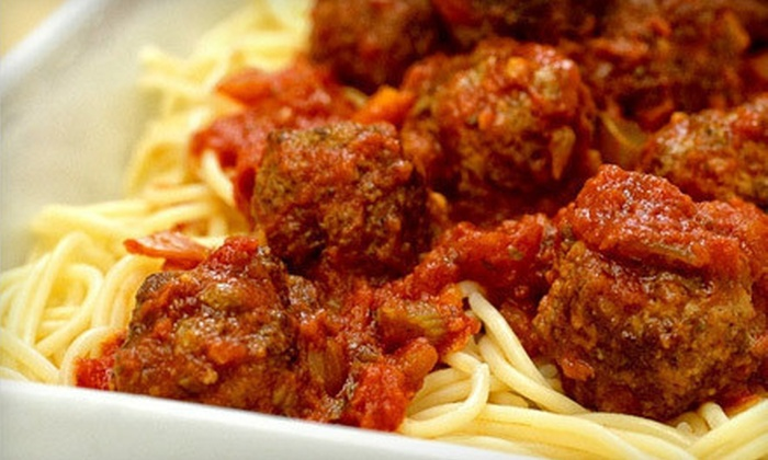 Pines of Florence - Sherman Oaks: Italian Cuisine for Dinner or Lunch at Pines of Florence (Half Off)