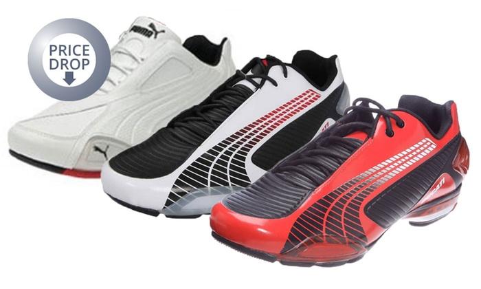 code promo 173a7 d6299 Puma Testastretta III Trainers | Groupon Goods