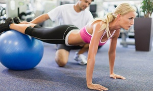 Fitness by Design: Four Personal Training Sessions with Diet and Weight-Loss Consultation from Fitness by Design Hartford (62% Off)