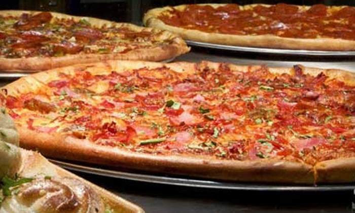 Bonanno's New York Pizzeria - Multiple Locations: $7 for $14 Worth of Pizza and Pasta at Bonanno's New York Pizzeria